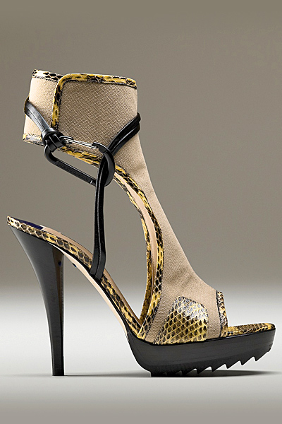 Alberto Guardiani - Women's Shoes - 2011 Spring-Summer