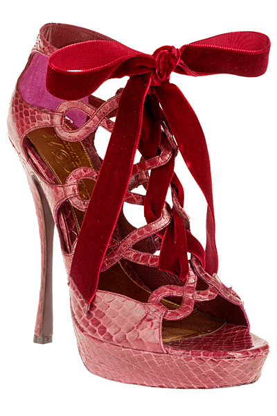 Alexander McQueen - Shoes - 2012 Pre-Fall