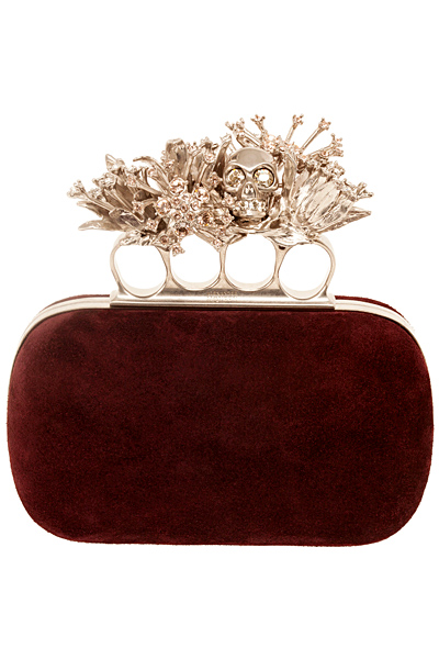 Alexander McQueen - Women's Bags - 2012 Fall-Winter