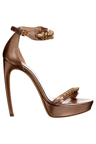 Alexander McQueen - Women's Shoes - 2013 Spring-Summer