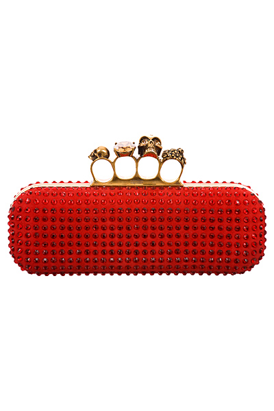Alexander McQueen - Women's Clutches - 2013 Spring-Summer