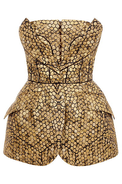 Alexander McQueen - Womenswear - 2013 Spring-Summer