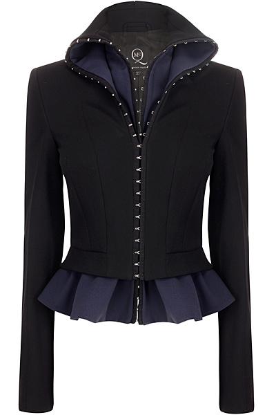 Alexander McQueen - McQ Womenswear - 2013 Pre-Fall