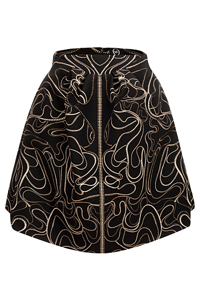 Alexander McQueen - McQ Womenswear - 2013 Fall-Winter