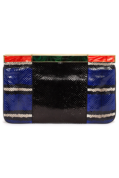 Alexander McQueen - Women's Clutches - 2014 Spring-Summer
