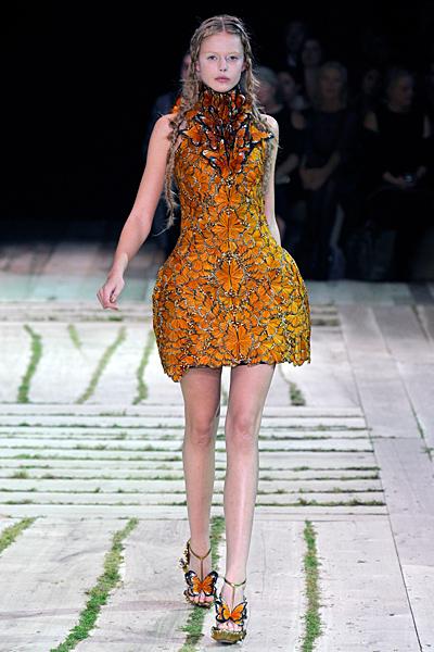 Alexander McQueen - Women's Ready-to-Wear - 2011 Spring-Summer