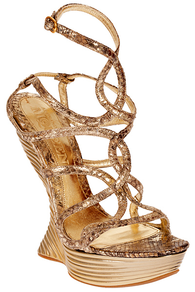 Alexander McQueen - Women's Shoes - 2012 Spring-Summer