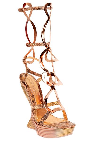Alexander McQueen - Women's Shoes - 2012 Spring-Summer