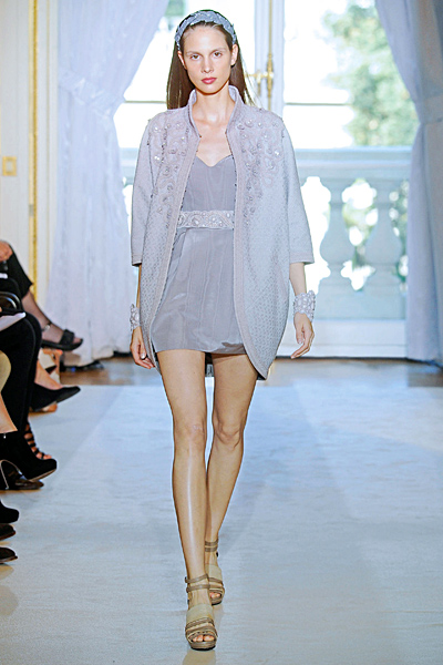 Andrew GN - Ready-to-Wear - 2012 Spring-Summer
