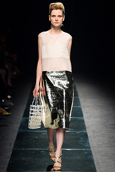 Anteprima - Ready-to-Wear - 2014 Spring-Summer