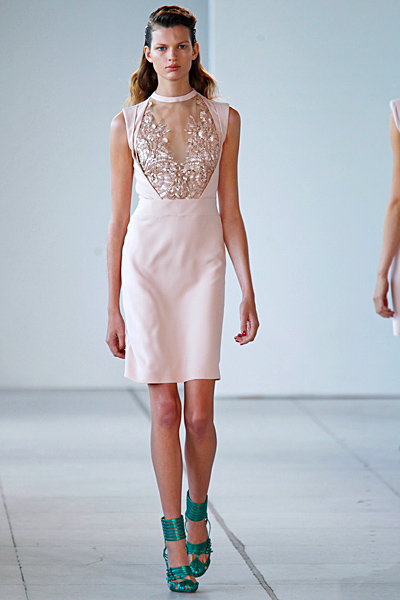 Antonio Berardi - Ready-to-Wear - 2012 Spring-Summer