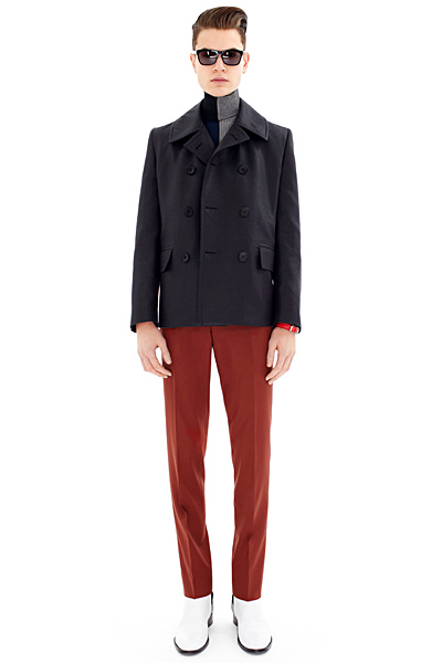 Balenciaga - Men's Ready-to-Wear - 2012 Fall-Winter