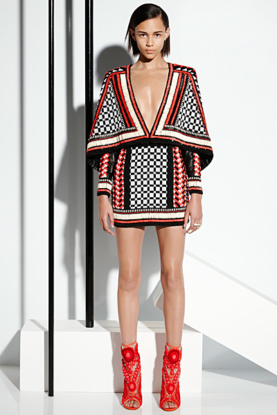 Balmain - Ready-to-Wear - 2014 Pre-Fall