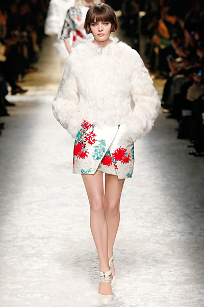 Blumarine - Ready-to-Wear - 2014 Fall-Winter