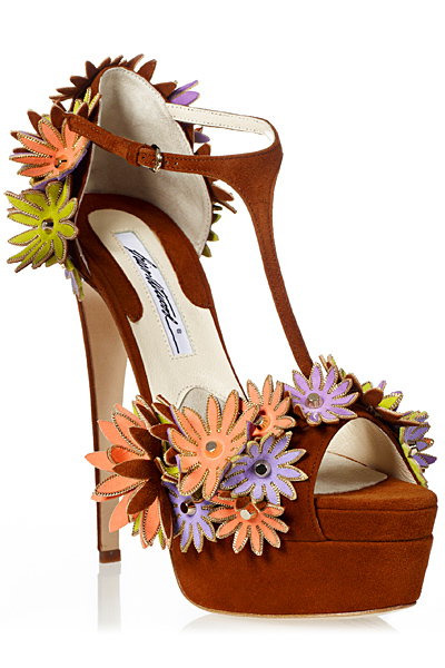 Brian Atwood - Shoes Second - 2013 Spring-Summer
