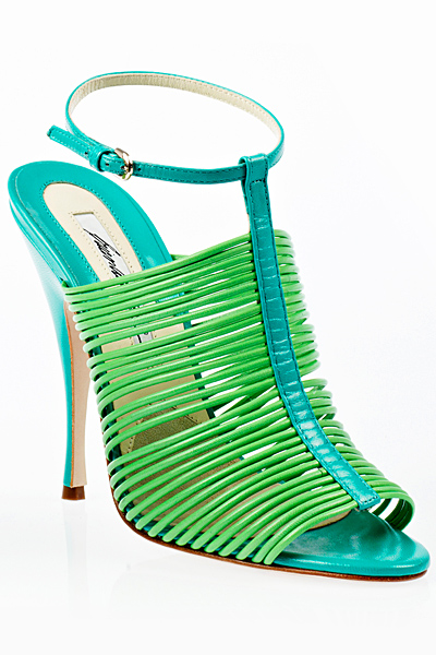 Brian Atwood - Shoes - 2012 Spring-Summer