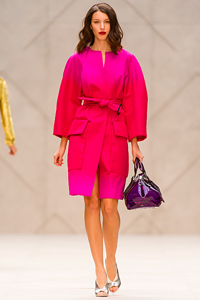 Burberry - Women's Ready-to-Wear - 2013 Spring-Summer