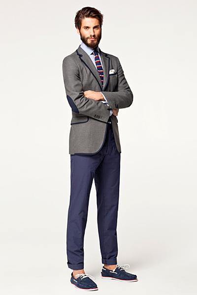 Carolina Herrera - CH Men's Ready-to-Wear - 2013 Spring-Summer