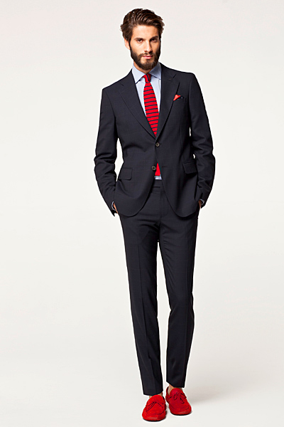 Carolina Herrera - CH Men's Ready-to-Wear - 2013 Spring-Summer
