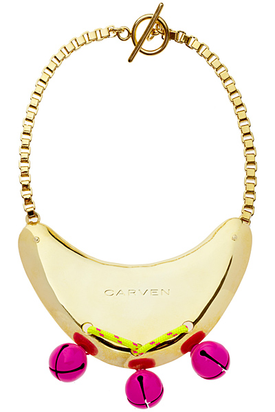 Carven - Accessories - 2012 Spring-Summer
