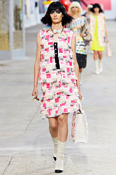 Chanel - Ready-to-Wear - 2014 Spring-Summer