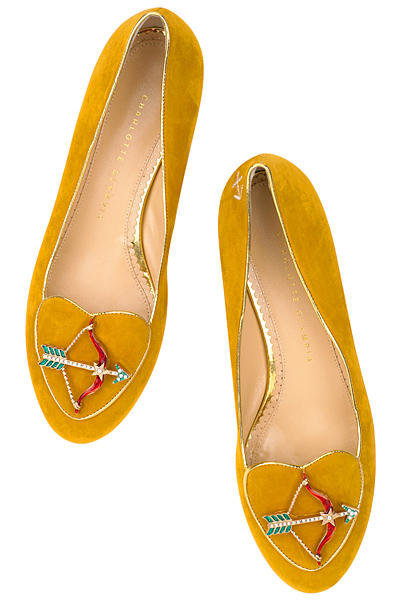 Charlotte Olympia  - Shoes One - 2013 Pre-Fall