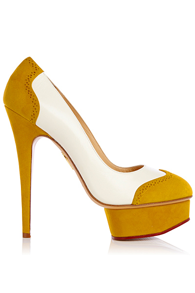 Charlotte Olympia  - Shoes Two - 2013 Pre-Fall