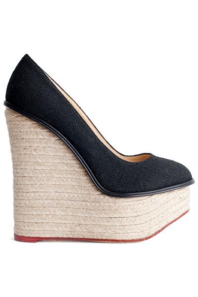 Charlotte Olympia  - Shoes Encore - 2013 Pre-Fall