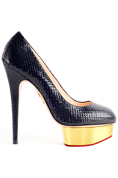 Charlotte Olympia  - Shoes Encore - 2013 Pre-Fall