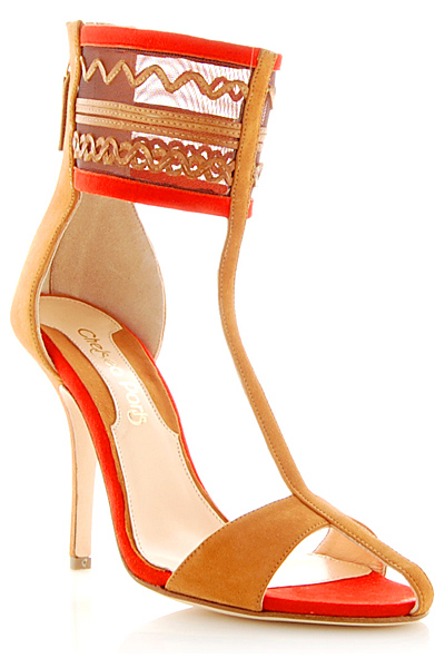Chelsea Paris - Shoes - 2013 Spring-Summer