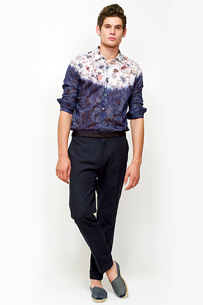 Christian Lacroix - Men's Ready-to-Wear - 2011 Spring-Summer