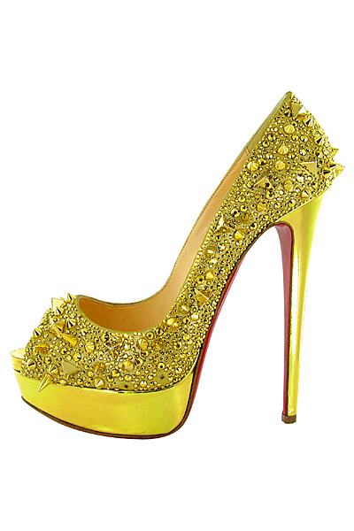 Christian Louboutin - Shoes - 2010 Fall-Winter