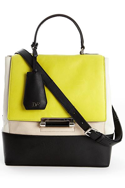 Diane von Furstenberg - Resort Bags - 2013