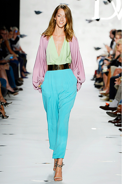 Diane von Furstenberg - Ready-to-Wear - 2013 Spring-Summer