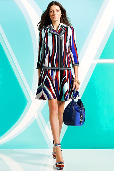 Diane von Furstenberg - Women's Ready-to-Wear - 2014 Pre-Fall