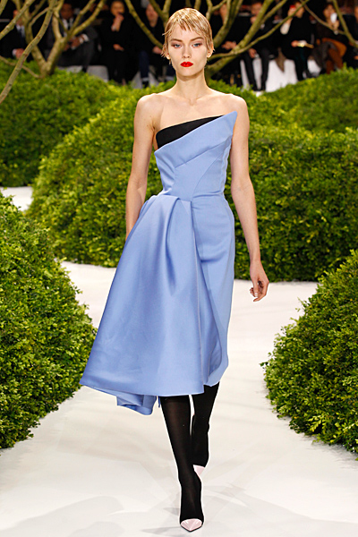 Dior - Haute Couture - 2013 Spring-Summer