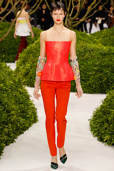 Dior - Haute Couture - 2013 Spring-Summer