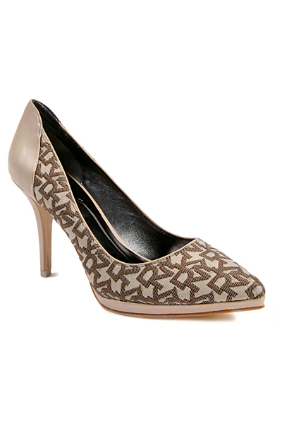 Donna Karan - DKNY Shoes - 2011 Pre-Fall