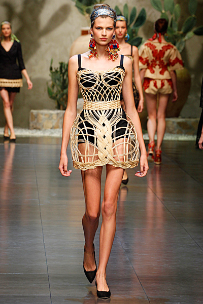 Dolce&Gabbana - Women's Ready-to-Wear - 2013 Spring-Summer