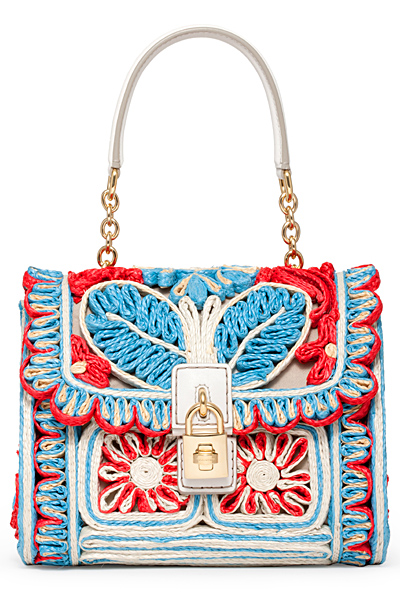 Dolce&Gabbana - Women's Accessories - 2013 Spring-Summer