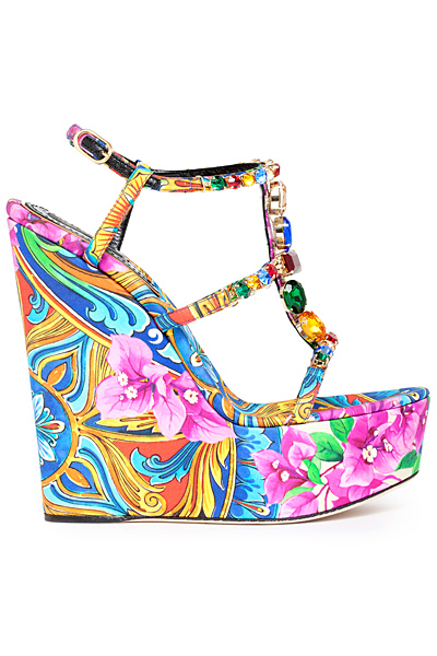 Dolce&Gabbana - Women's Accessories - 2013 Pre-Spring