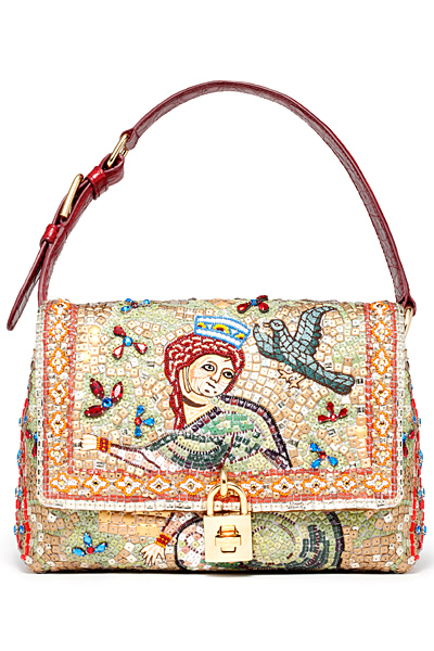 Dolce&Gabbana - Women's Accessories - 2013 Fall-Winter
