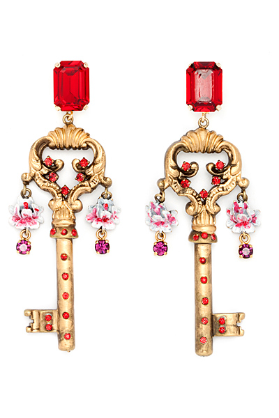 Dolce&Gabbana - Women's Accessories - 2014 Pre-Fall