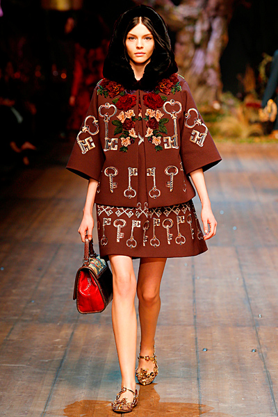 Dolce&Gabbana - Women's Ready-to-Wear - 2014 Fall-Winter