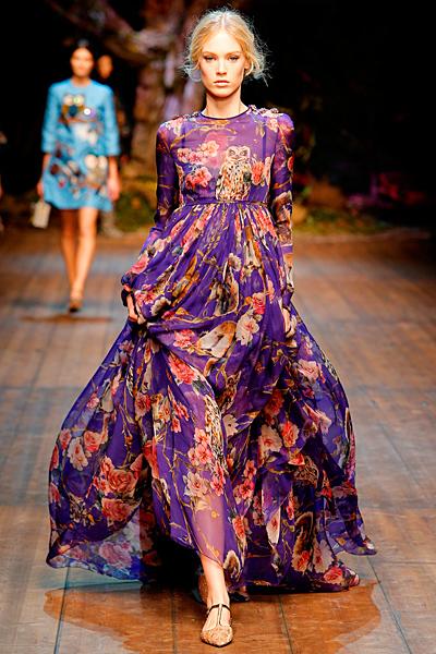 Dolce&Gabbana - Women's Ready-to-Wear - 2014 Fall-Winter