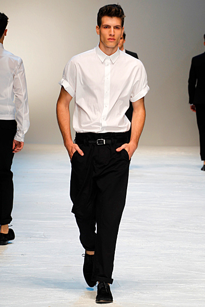 Dolce&Gabbana - Men's Ready-to-Wear - 2012 Spring-Summer