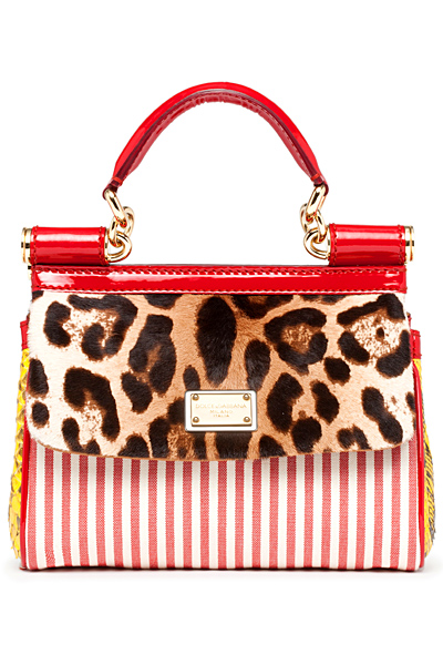 Dolce&Gabbana - Women's Cruise Accessories - 2012