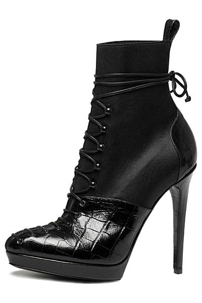 Donna Karan - Shoes - 2012 Fall-Winter