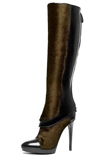 Donna Karan - Shoes - 2012 Fall-Winter