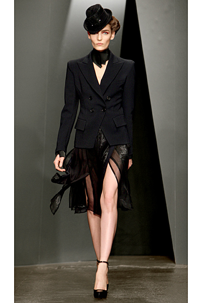 Donna Karan - Ready-to-Wear - 2012 Fall-Winter